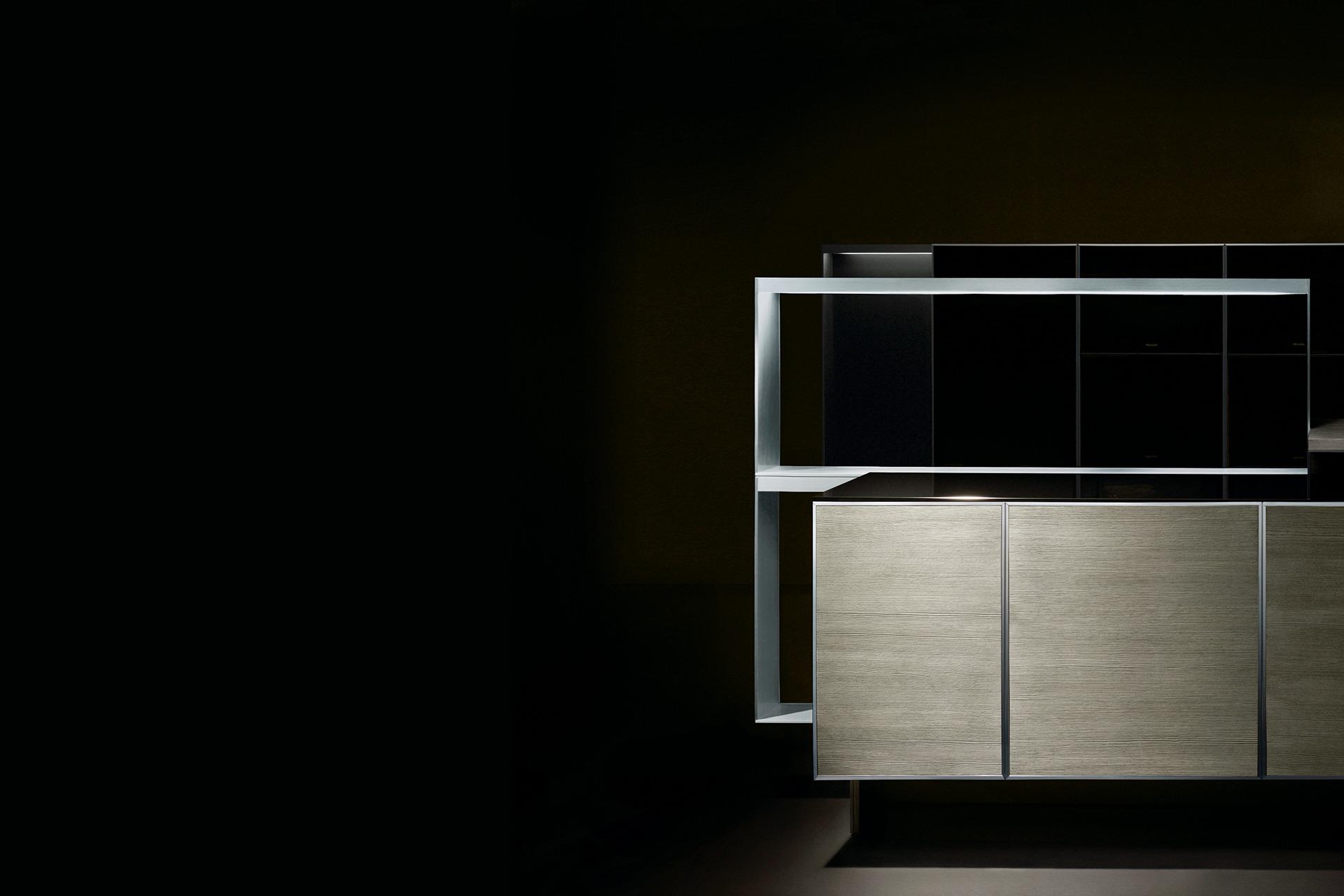 Poggenpohl Kitchen P 7340 Studio F A Porsche Premium Design Services