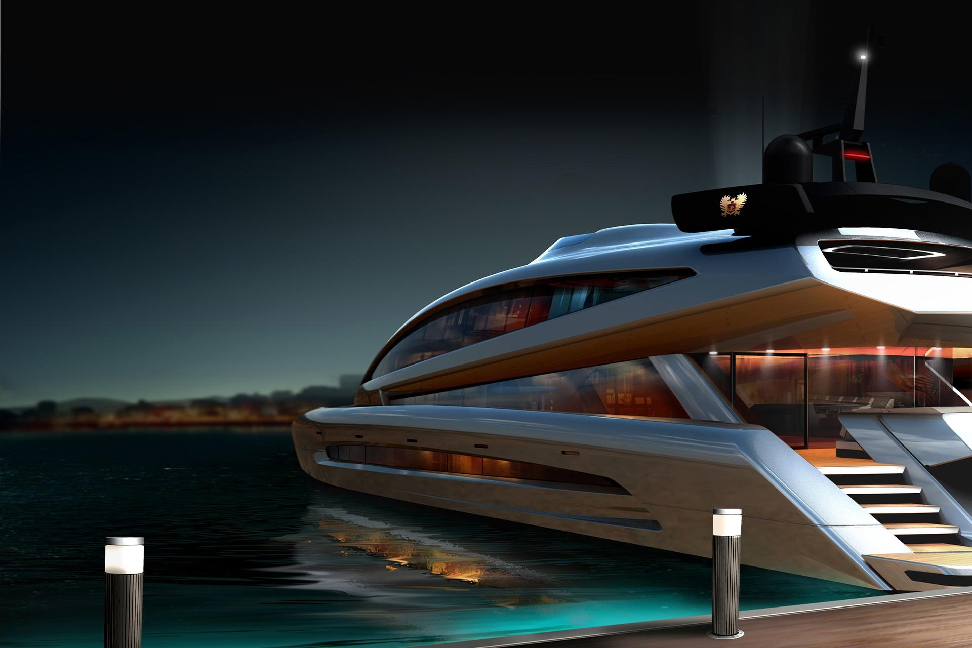 نتيجة بحث الصور عن Royal Falcon Yacht