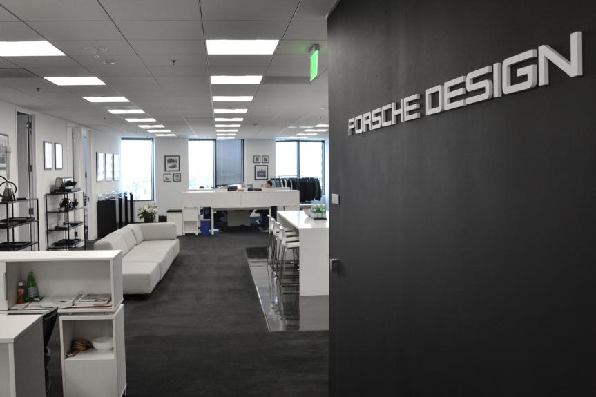Design Studio On The American West Coast Studio F A Porsche Premium Design Services