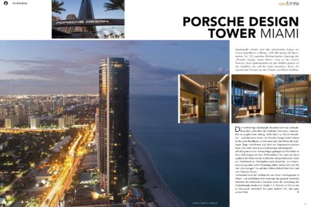 Porsche Design Tower Miami